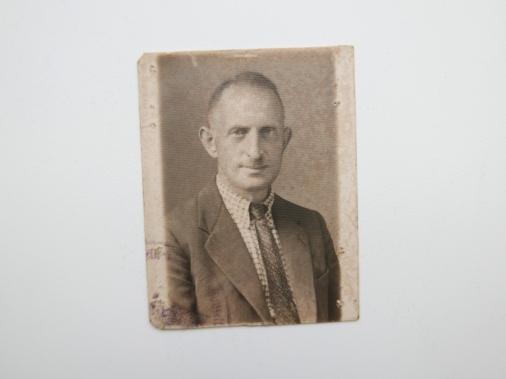 Arthur Ermann - passfoto