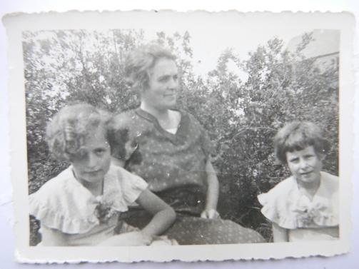 Wilma, Frieda och Margot