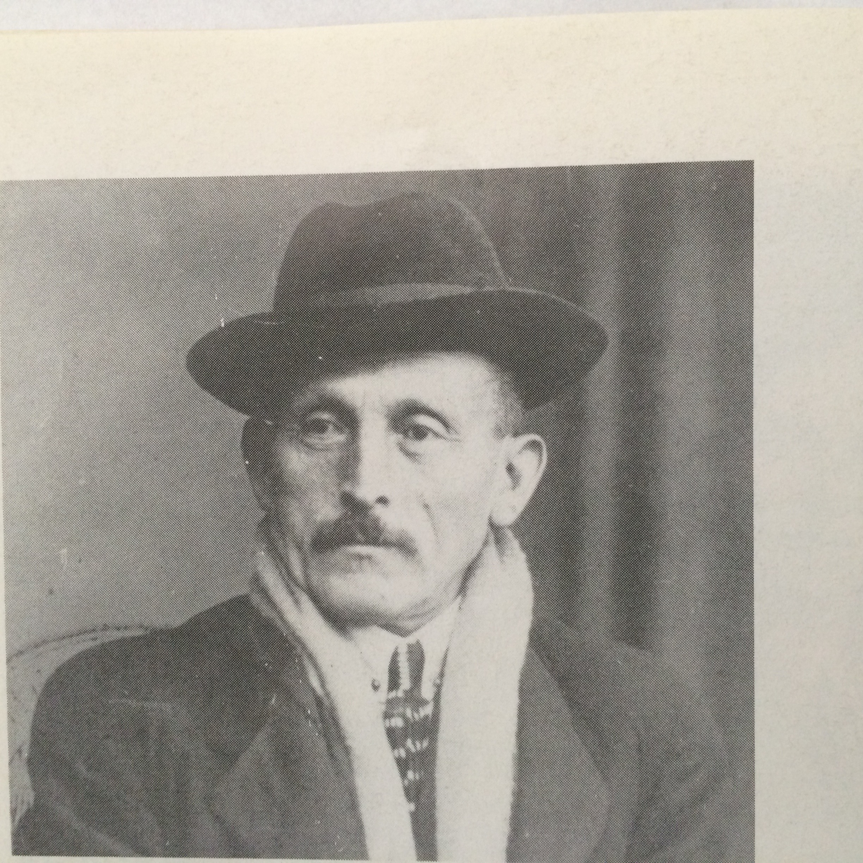 Wilmas farfar Leopold Ermann