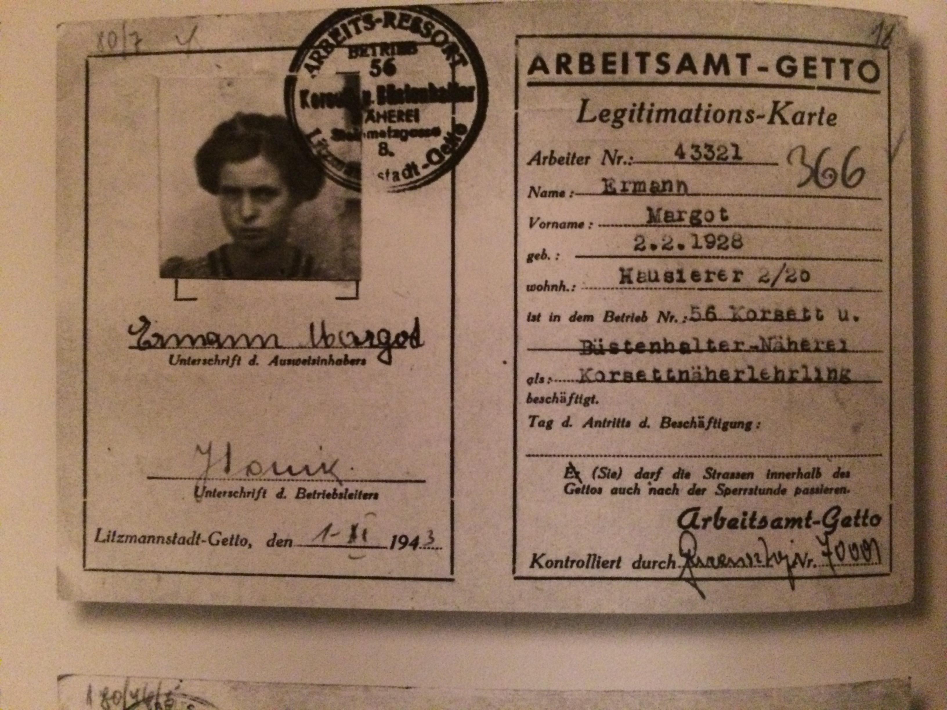 Margots arb ID