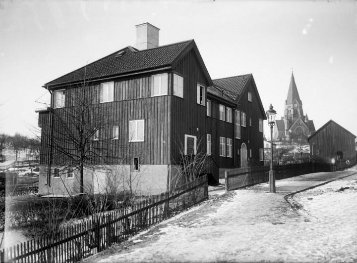 Eurenii Ljungcrantz minne Skånegatan